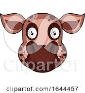 Cartoon Boar Face Avatar by Morphart Creations
