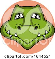 Cartoon Snake Face Avatar by Morphart Creations