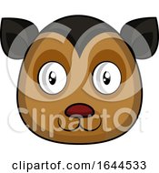 Cartoon Cat Face Avatar by Morphart Creations