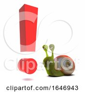 3d Snail Surprise