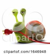 3d Power Slug