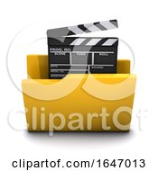 3d Video Folder Icon by Steve Young