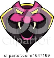 Evil Snake Mascot