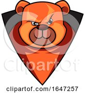 Tough Bear Shield Logo by Morphart Creations
