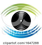 Vinyl Record Eye