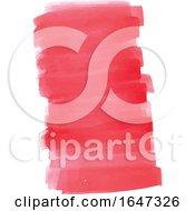 Pink Watercolor Strokes