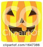Jackolantern Pumpkin Monster