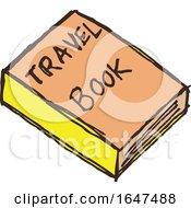 Cartoon Travel Book by Cherie Reve