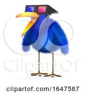3d Bluebird Watches A 3d Movie