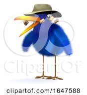 3d Bluebird Has Gone Australian by Steve Young
