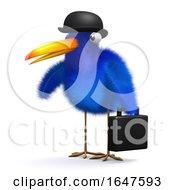 3d Bluebird Business
