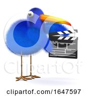3d Bluebird Is Making A Movie by Steve Young