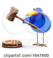 3d Bluebird Runs An Auction