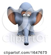 3d Elephant by Steve Young