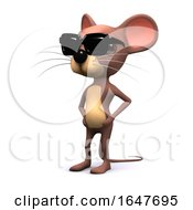 3d Cool Mouse by Steve Young