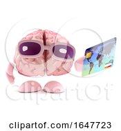 3d Brain Uses A Debit Card