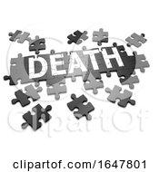 3d Death Jigsaw by Steve Young