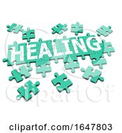 3d Healing Jigsaw by Steve Young
