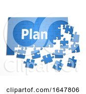 3d Jigsaw Puzzle Plan by Steve Young