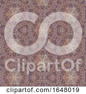 Poster, Art Print Of Decorative Pattern Background