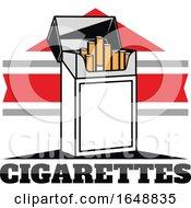 Poster, Art Print Of Cigarettes
