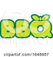 Green BBQ Icon