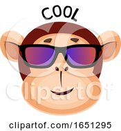Monkey Is Feeling Cool by Morphart Creations
