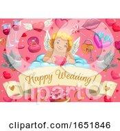Happy Wedding Design