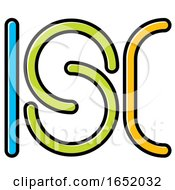 ISC Letter Design