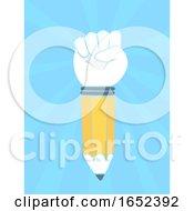 06/06/2019 - Hand Empower Education Illustration