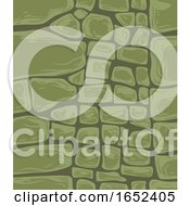 Reptile Skin Seamless Pattern Background