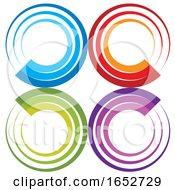 Design Of Colorful Circles