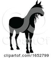 Horse Animal Silhouette
