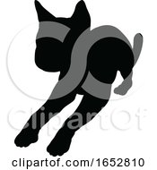 Cat Pet Animal Silhouette