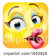Poster, Art Print Of Celebrity Emoji Emoticon Icon Cartoon Character