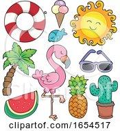 Summer Themed Items