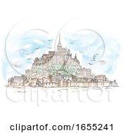 Le Mont Saint Michel France