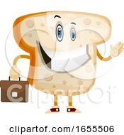 Business Toast Illustration Vector by Morphart Creations