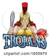 Spartan Trojan Gladiator Cricket Warrior Woman