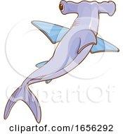 Cute Hammerhead Shark