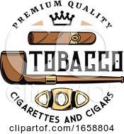 Cigar Tobacco Design