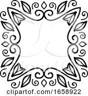 Black And White Elegant Frame