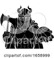 Viking Female Gladiator Basketball Warrior Woman