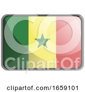 Vector Illustration Of Senegal Flag by Morphart Creations