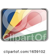 Vector Illustration Of Seychelles Flag by Morphart Creations
