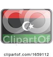 Vector Illustration Of Libya Flag