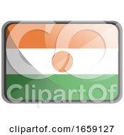 Vector Illustration Of Niger Flag