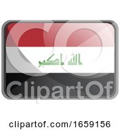 Vector Illustration Of Iraq Flag