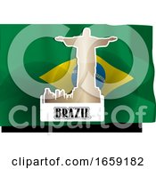 Brazil Illustration