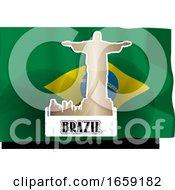 Brazil Illustration